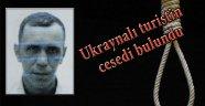 Ukraynalı turistin cesedi bulundu