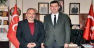 Ülkücü Muhtar Adayından Türkdoğan Ziyareti