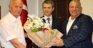 Vergi Barışı oda Başkanlarına Anlatıldı