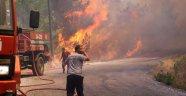 Yangın riski sürüyor