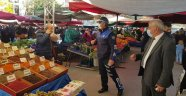 Yiğit'ten pazarcı esnafına önemli çağrı