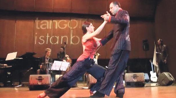 Tangonun devleri geliyor