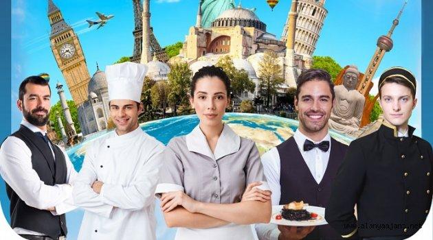 Turizm çalışanlarına MYK belgesi için hibe desteği