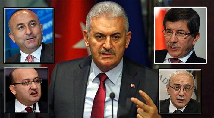 AK Parti'de gözler kongrede