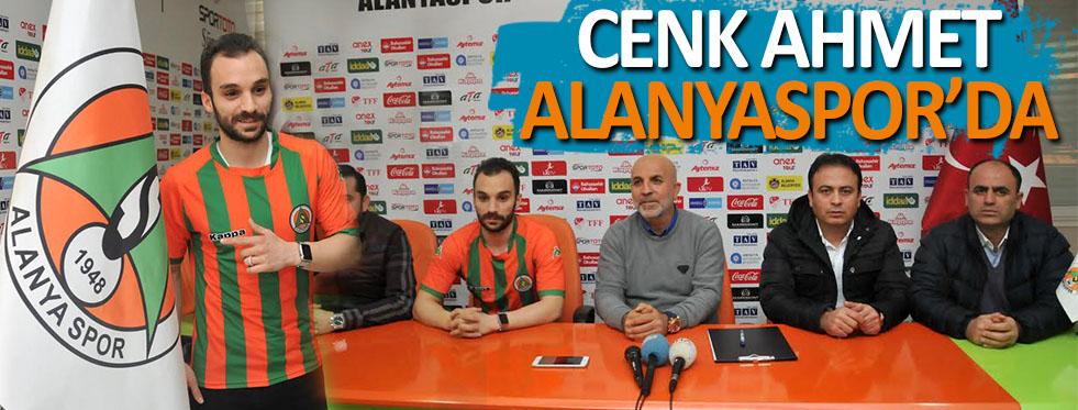 Cenk Ahmet Alanyaspor'da