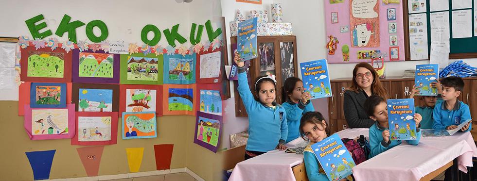 'Eko-Okul' Projesi İle Çevre Emin Ellerde