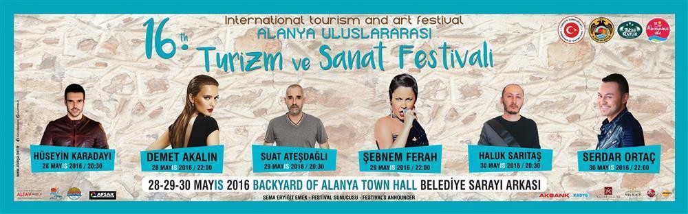 Festival Demek Alanya Demek