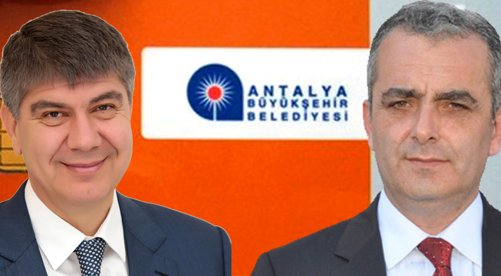 Türel'den CHP'li Esen'e Bombardıman