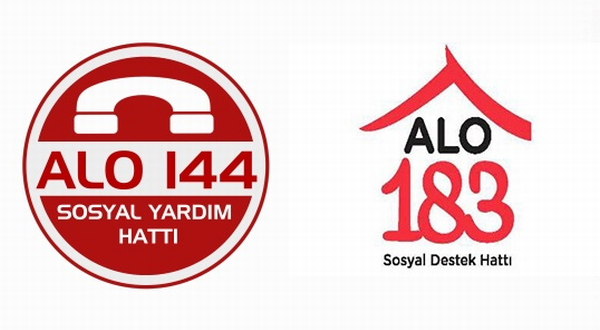 Aile ve Sosyal Politikalar Bakanlığı Alo 183 Kamu Spotu