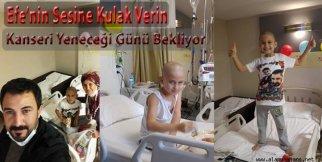 Kanser'den Kurtulma İçin Nakil Bekliyor