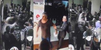 Alanya'da Doktora Çirkin Saldırı