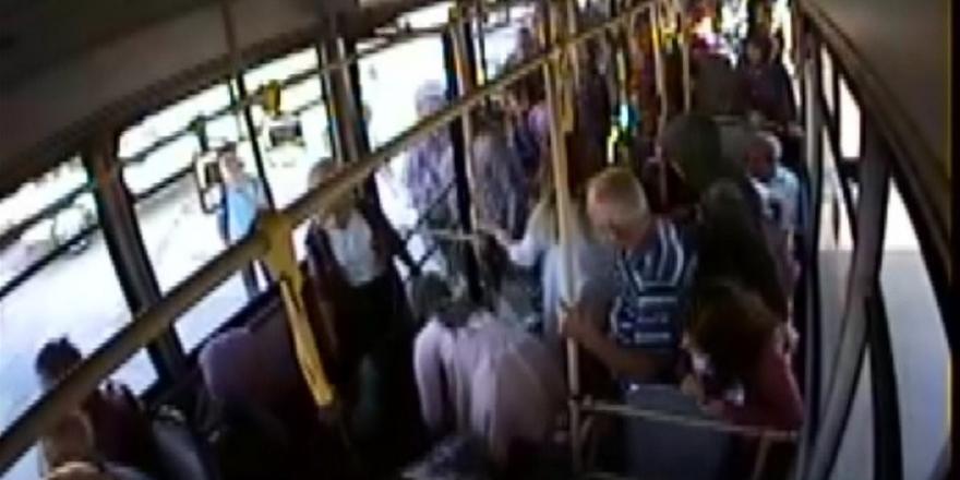 Halk Otobüsü Ambulans Oldu